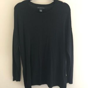 NWOT Black Joan Vass Sweater